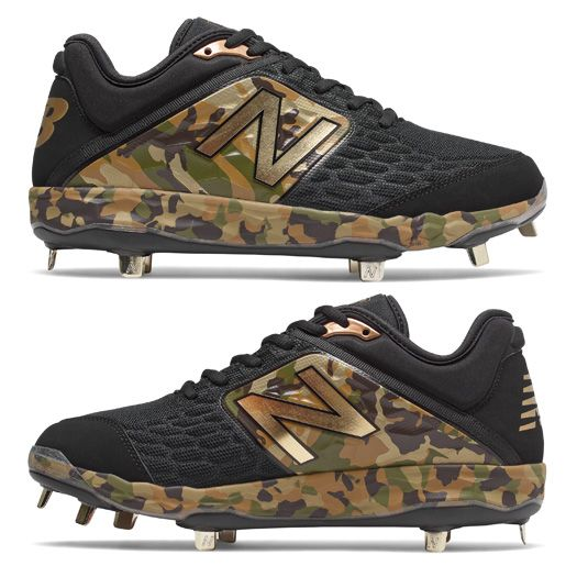 feca1bb81195 New Balance 3000v4 Memorial Day Men's Metal Baseball Cleats L3000MD4