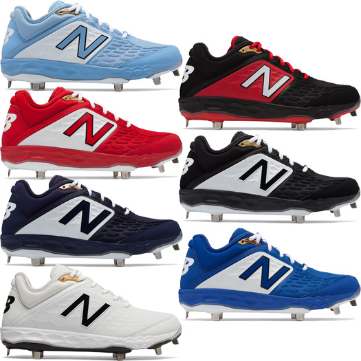 160078264 New Balance 3000v4 Men s Metal Baseball Cleat L3000V4
