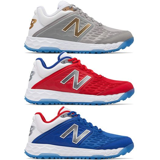 32cd3cc0e New Balance Vámonos Playoff Pack 3000V4 Baseball Turf Trainer - Limited  Edition TS3000