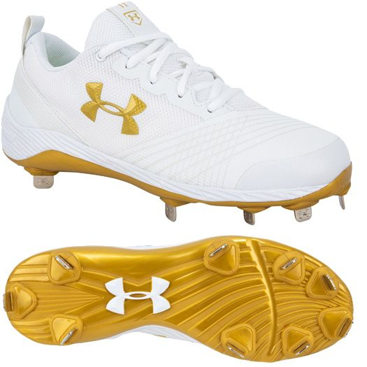 b030c1fe682 Under Armour Glyde Women s Metal Fastpitch Softball Cleats 1297335-101