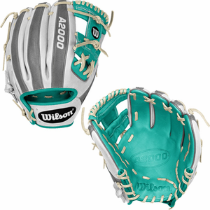 """Wilson A2000 February Glove of the Month 11.5"""" Baseball Glove WTA20RB18LEFEB"""