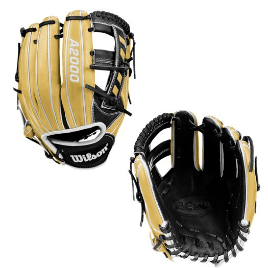 Wilson A2000 January Glove of the Month 11 5