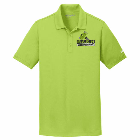 Nike Golf Dri-FIT Solid Icon Pique Modern Fit Polo