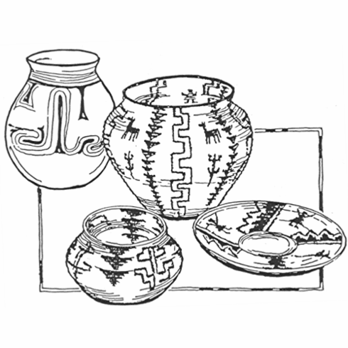 Pottery - Large