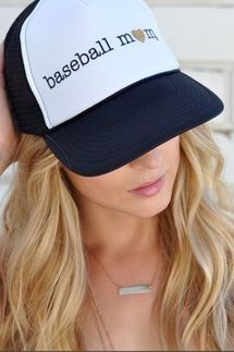 Mother Trucker Baseball Mom Hat