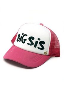 Mother Trucker KIDS Big Sis Hat