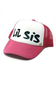Mother Trucker KIDS Lil Sis Hat