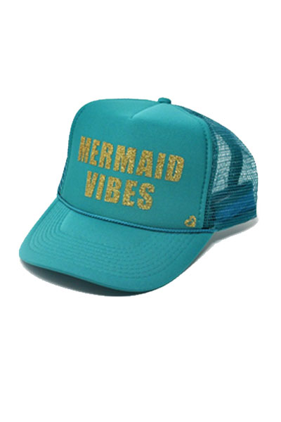 Mother Trucker Mermaid Vibes Hat