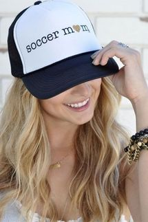 Mother Trucker Soccer Mom Hat