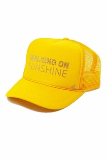 Mother Trucker Walking on Sunshine Hat