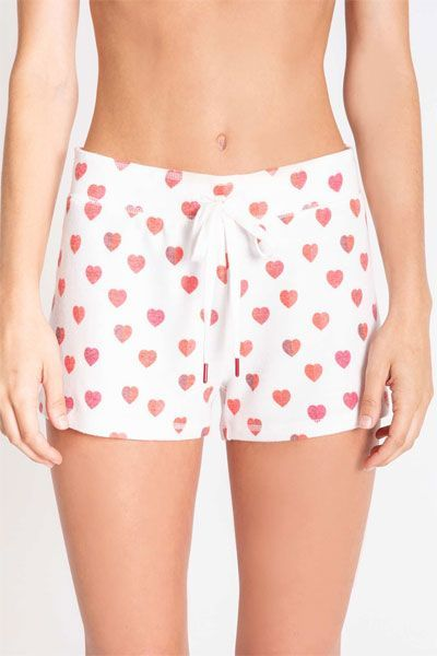 PJ Salvage All Things Love Heart Short