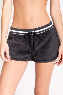 PJ Salvage Bomber Baby Charcoal Short