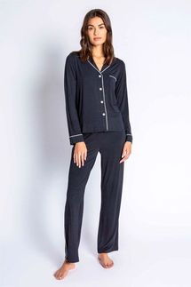 PJ Salvage Ciao Pajama Set w/ Eye Mask