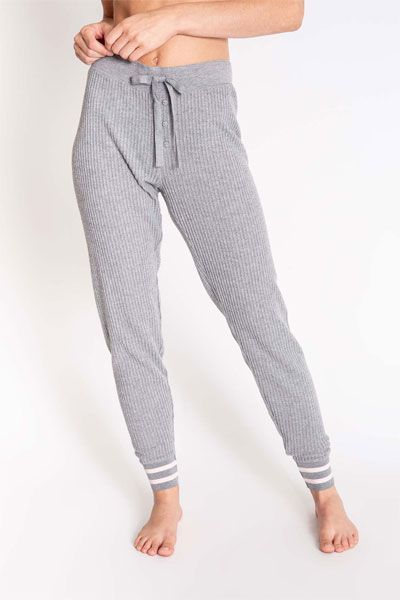 PJ Salvage Cozy Grey Jammie Pant