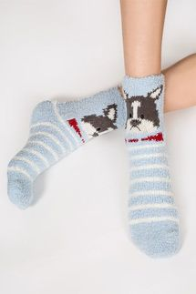 PJ Salvage Dog Socks