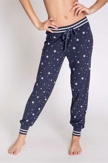 PJ Salvage Dream Mix Banded Pant
