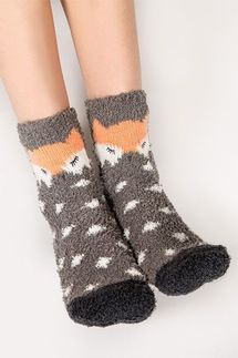 PJ Salvage Fox Socks