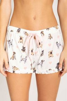 PJ Salvage Give Love Dog Short
