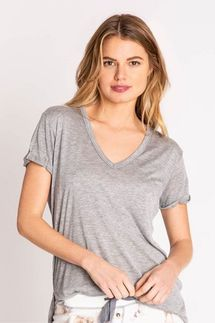 PJ Salvage Grey Lounge T-Shirt
