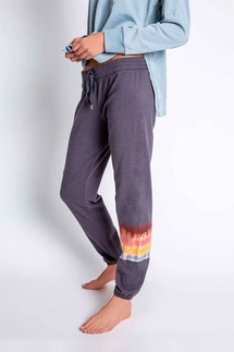 PJ Salvage Groovy Kind Of Love Banded Pant