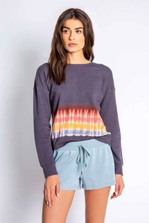 PJ Salvage Groovy Kind of Love Long Sleeve