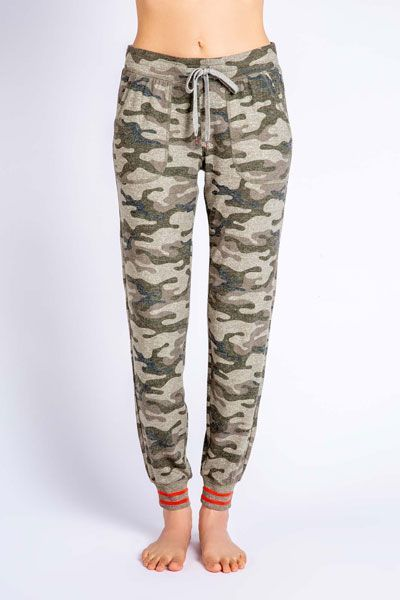 PJ Salvage In Command Banded Pant