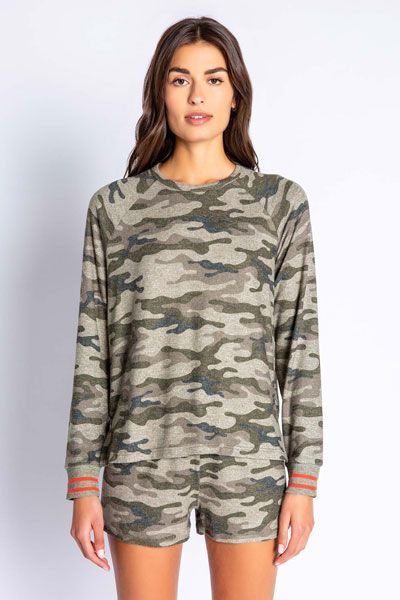 PJ Salvage In Command Long Sleeve