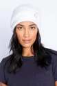 PJ Salvage Ivory Feather Knit Beanie