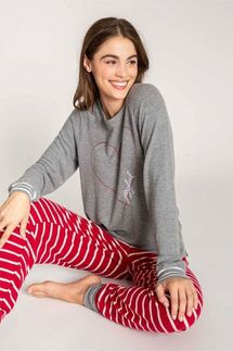 PJ Salvage Joyful Heart Jammie Pant