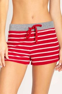 PJ Salvage Joyful Heart Pajama Short