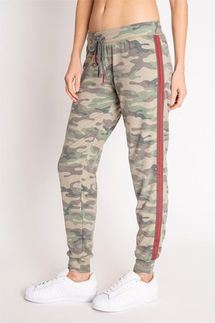 PJ Salvage Kind Is Cool Camo Banded Pant