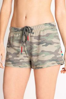 PJ Salvage Kind Is Cool Camo Short