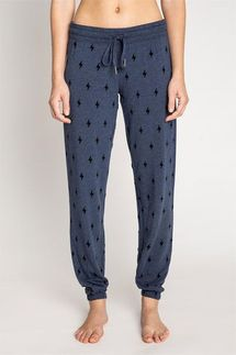 PJ Salvage Love Struck Banded Pant