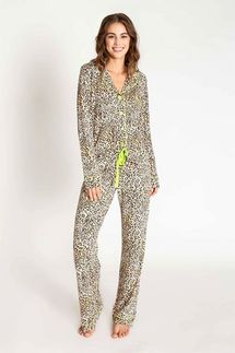 PJ Salvage Neon Nights Pajama Set