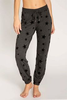 PJ Salvage Night Sky Banded Pant