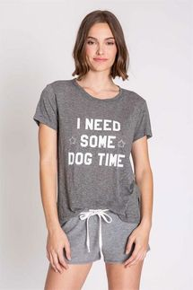 PJ Salvage Pawfection Dog Time Tee
