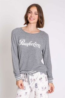 PJ Salvage Pawfection Long Sleeve Top