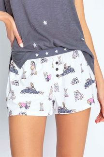PJ Salvage Pawjamas All Day Short