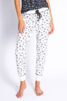 PJ Salvage Peace and Love Jammie Pant