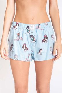 PJ Salvage Peace Dogs Short