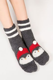 PJ Salvage Penguin Socks