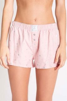 PJ Salvage Pink Star Short