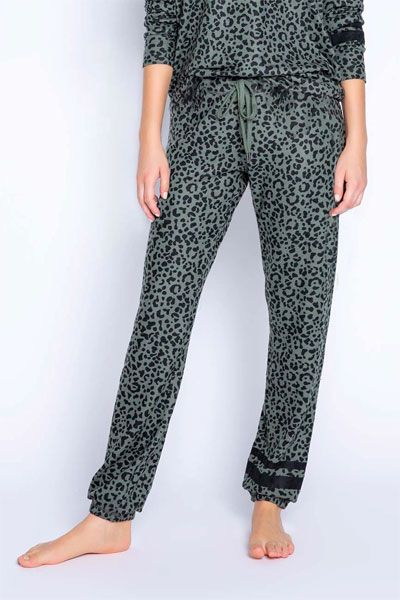 PJ Salvage Running Wild Banded Pant