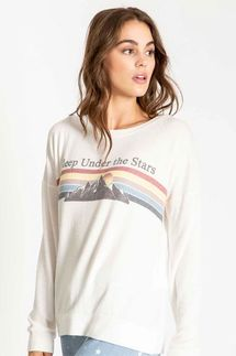 PJ Salvage Sleep Under The Stars Long Sleeve Top