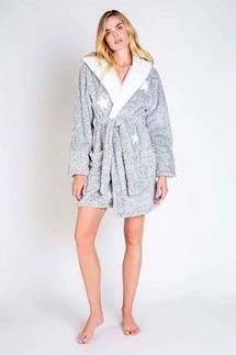 PJ Salvage Star Cozy Robe