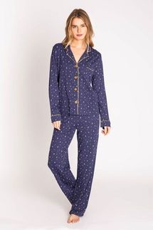PJ Salvage Star Struck Pajama Set w/ Eye Mask