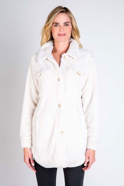 PJ Salvage Stone Cozy Jacket