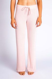 PJ Salvage Textured Basics Blush Pant