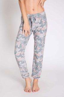 PJ Salvage Weekend Love Banded Pant