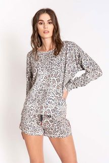 PJ Salvage Wild Heart Long Sleeve Top
